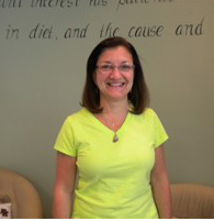 September Patient of the Month, Alexis