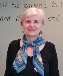 Patient of the Month: Dr. Carmen Bogdan Thumbnail Image