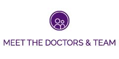 Meet the Doctors & Team
