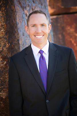 Portrait of Dr Jerod Dawson