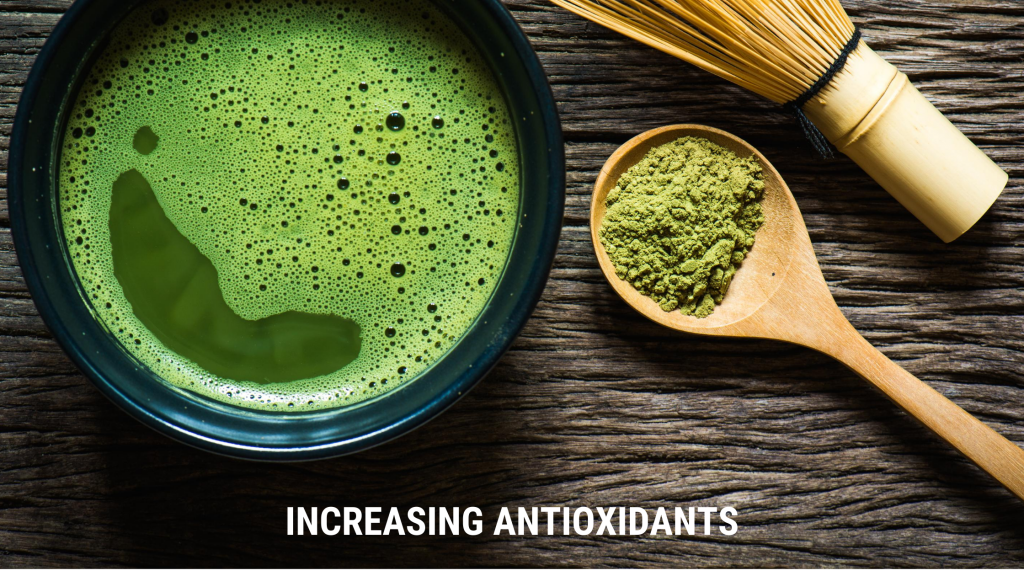 Increasing antioxidants