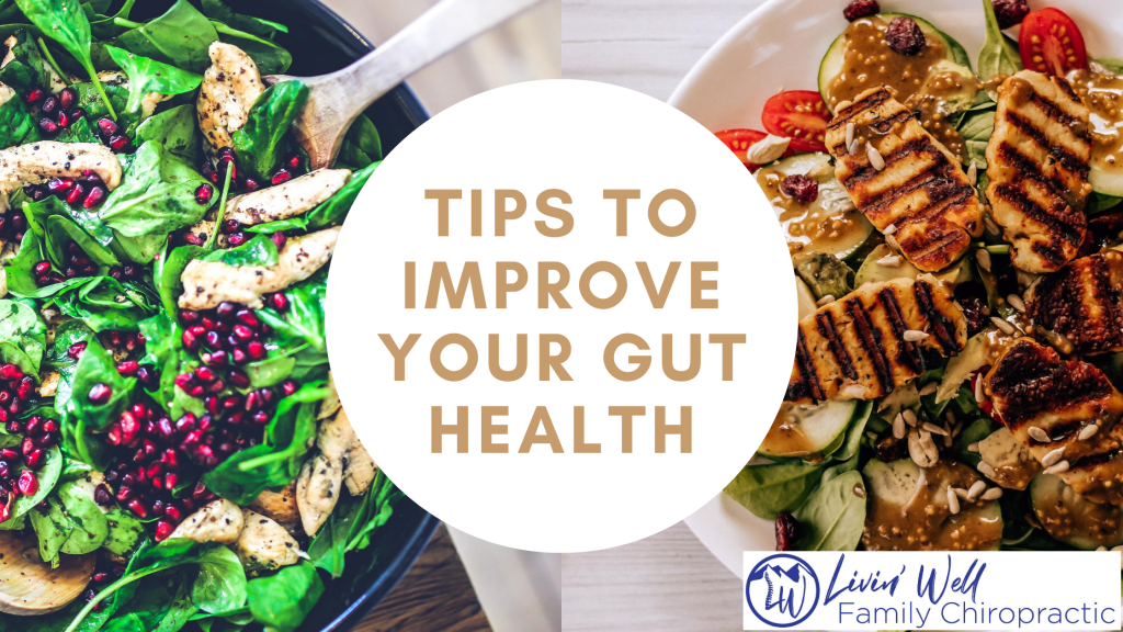 Tips to Improve Your Gut Health
