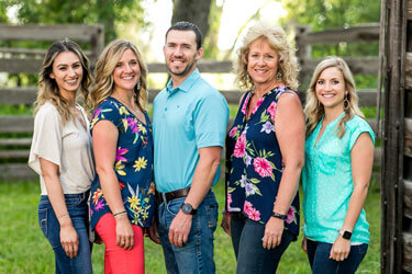 Livin' Well Family Chiropractic Team