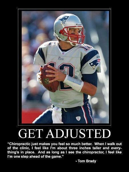 How are the Super Bowl and Chiropractic related? Thumbnail Image