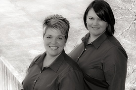 Dr. Moore and Dr. Isaacs of Lakewinds Chiropractic Center in Muskegon