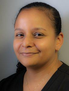 Massage Therapist, Liz