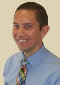 Fishers chiropractor, Dr. Cory Harkins