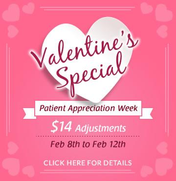 valentine special banner
