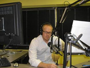 Dr. Black Radio and Public Speaking