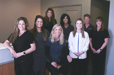 Ridgeline Family Dentistry team