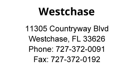 Westchase location address