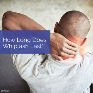 Week 2a - How Long Does Whiplash Last