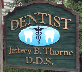 Welcome to Jeffrey B Thorne, DDS!