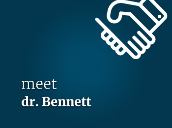 Meet Dr. Bennett