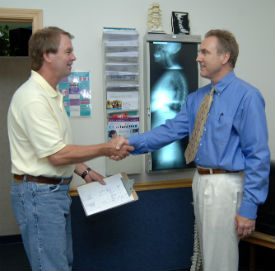 Libertyville Chiropractor Dr. Thomas Bennett