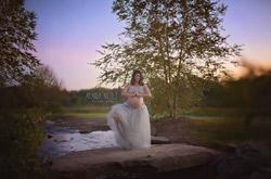 North Georgia Maternity Photographer | Amanda Nicole Photography