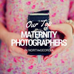 North Georgia Maternity Photogrpaher
