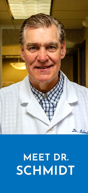 Meet Dr. Schmidt
