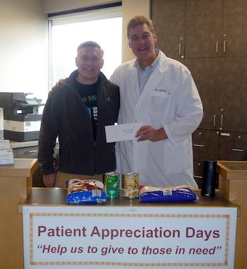 Schmidt Chiropractic Clinic patient appreciation days