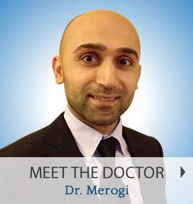 Woodbridge Chiropractor Dr. Yako Merogi