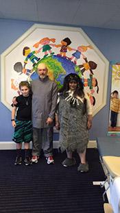 Halloween group of three