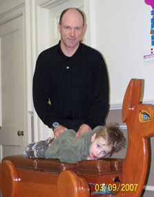 Weymouth Children and Infant Chiropractor