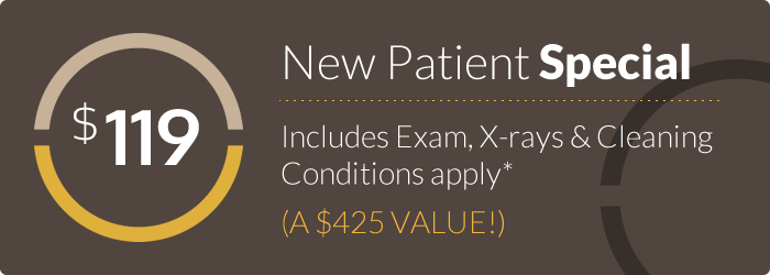 {PJ} dentist new patient offer