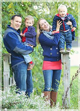 Varga Family Chiropractic Family