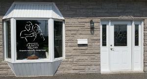 Kitchener Chiropractor Contact Us