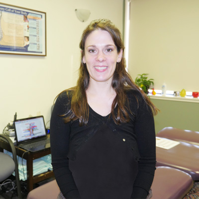 Chiropractor Edmonton, Dr. Vera Baziuk