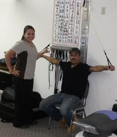 Edinburg Chiropractor Rehab Therapy