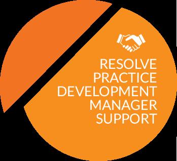 Resolve Practice Development Manager Support