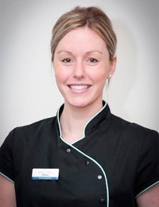 Alison Vince, Dental Hygienist