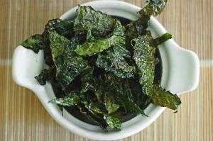 Kale-Chips Image