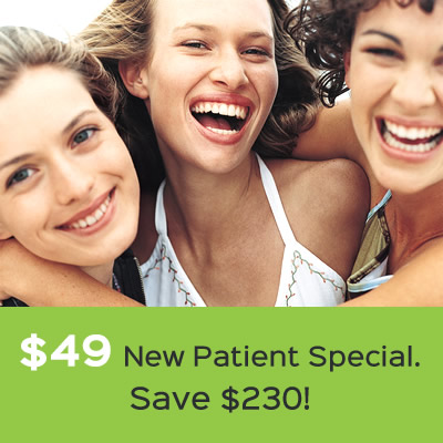 New Patient Special $49