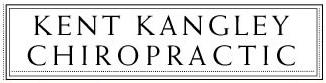 Kent Kangley Chiropractic logo - Home