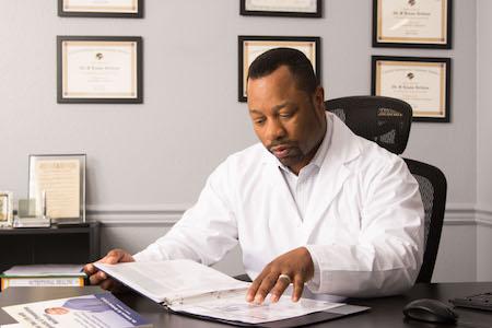 Mission Valley chiropractor, Dr. R'Kione Britton