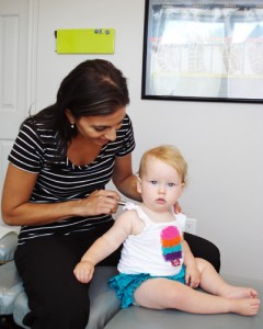 Pediatric Patient Adjustment