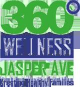 360° Wellness - Jasper Ave logo