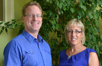 West Kelowna Chiropractors Dr. Kevin and Dr. Susan Holroyd