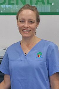 Dr Bronwyne Saxey, {PJ} Dentist
