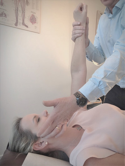 Kinesiology-patient