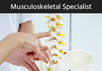 Musculoskeletal Specialist