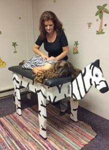 pediatric chiropractor Diane Schwab