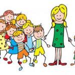 Kids on school tours