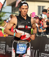 Dr. Mark Peverett Running