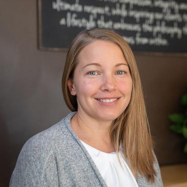 Jennifer Griffiths, Chaparral Chiropractic Wellness Centre Acupuncturist