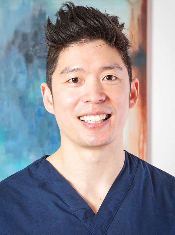 Mandurah Dentist, Dr. Chan