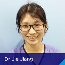 Dr Jie Jiang