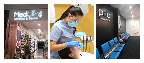 Dentists Parramatta Westfield
